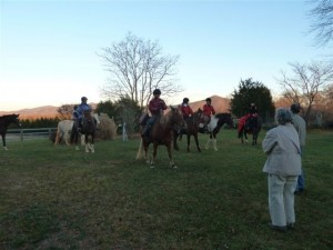 Nelson: Caroling On Horseback For Christmas