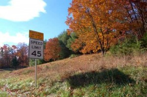 Nelson: Petitioners Want Consistent 45 MPH Speed Limit – From Rockfish Gap Down 151 – 35 MPH In Nellysford