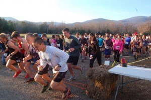 Nelson: Winter Warmup 5 & 10K Fun Run At Devil's Playground