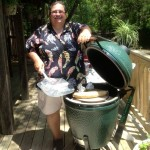 The Big Green Egg Has Landed In Nellysford!