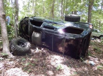 Nelson County Man Faces Four Felonies After Police Pursuit Ends In Afton : Via WHSV