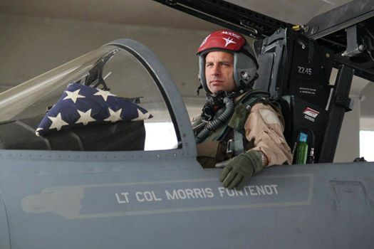 Augusta: F-15 Pilot's Identity Released From Military Jet Crash