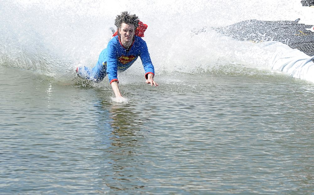 So Long Winter - Wintergreen Holds Annual Splash & Dash (Video Included)