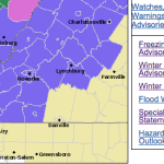 Winter Weather Advisory In Effect For Much Of Tuesday - 3.3.15