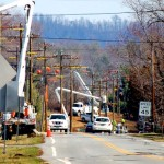 CVEC Continues Upgrade To Transmission Lines In Rockfish Valley
