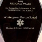 Wintergreen & Other Area Squad Members Get Recognition At Awards Banquet