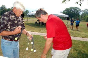 Morris & Bruce redneck golf