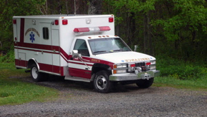 Montebello-Ambulance
