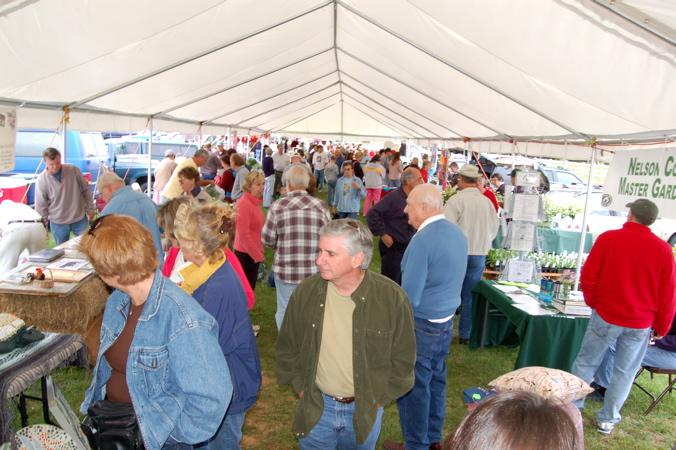 Datebook : Nellysford : Nelson Farmers Market Set to Open May 2008