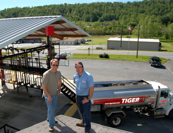 NCL-Tiger Fuel Lovingston Weathernet online!
