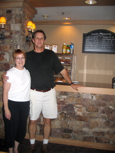 Wintergreen : Colony Coffee opens in The Mountain Inn