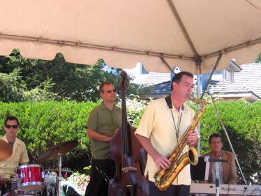Jeff Decker Jazz Band