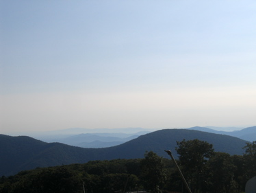 Wednesday Weather Forecast : Wintergreen, The BRP & Nelson County, VA : Continued Sunny & Warm