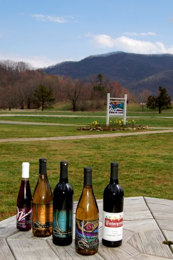 "DATEBOOK : WINTERGREEN : ""Wine Into Summer"" @ Wintergreen Winery : May 24 & 25th"