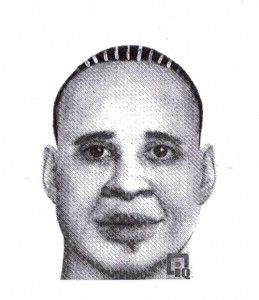 One of the (Biometrix) sketches of a possible suspect from the 9.29.08 carjacking.