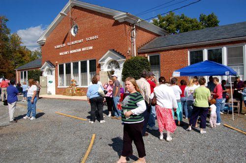 Schuyler : Walton's Mountain Museum 16th Anniversary : October 18th