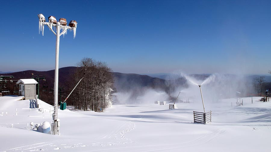 Wintergreen : Some Slopes Set to Open This Weekend