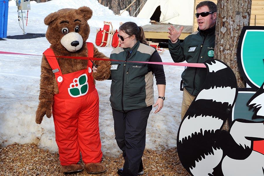 Wintergreen : Fun Park Grand Opening At Resort