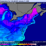 Bitterly Cold Temperatures To Hit Nelson, Wintergreen, & Central Virginia By Late Week!