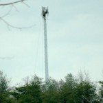 nTelos Wireless Tower Goes Up Wednesday Afternoon North Of Nellysford - UPDATE 9:20 AM EST