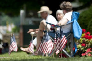 Photo By Ben Hernandez : The 2009 4th of July Parade in Lovingston.