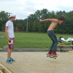 Sk8 Nelson Skate Park Officially Dedicated Saturday Morning & RVCC Pancakes Back!