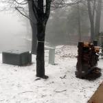 Rain Below But Snow Above : 11.12.09