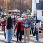 Earl Hamner Continues Homecoming In Nelson County Over Weekend : 11.7.09