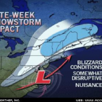 """""""Appears"""" Mid-Atlantic & Central, VA Will Miss Brunt Of New Year's Storm : 12.30.09"""
