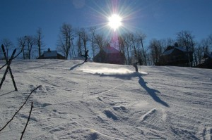 ©2009 www.nelsoncountylife.com : Slopes will open this weekend at Wintergreen Resort @ 9AM Saturday morning, December 12th.