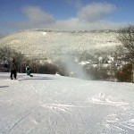 Snow Day! - Beautiful Up At Wintergreen & Down Below 12:20.09