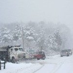 Winter Storm Pounds Area : 2.6.10 : Photos/Audio Updated : 5PM