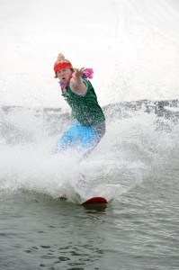 In this next sequence of shots, Paul captures the action of this skimmer wiping out, excellent photography!