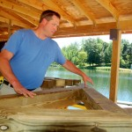 Lake Monocan Getting Ready For Summer Season : 5.21.10