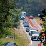 Improvements Begin On Route 151 - Triple Fatality Intersection 7.8.10
