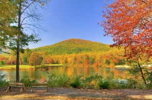 Fall At Lake Monacan In Stoney Creek