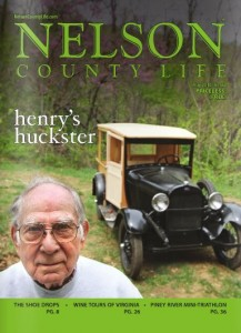 Cover photo by Norm Shafer : ©2010 www.nelsoncountylife.com : Henry Davis with his 1929 Model A Huckster that he built from scratch on the cover of our May 2010 Nelson County Life Magazine. Henry will have his car at this weekend's show at Oakland Museum.