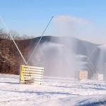Great Snow Making Continues @ Wintergreen Resort!