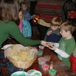 Christmas Cookies And Decorating At Devils Backbone
