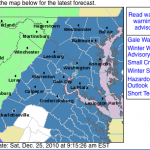 Winter Storm Watch CANCELED & REPLACED : Updated 4PM