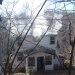 Weekend Fire Damages Faber Home