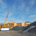 Progress Continues On New Afton Family Medicine Clinic