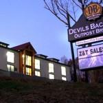 Devils Backbone Getting Close On Outpost Brewery In Neighboring Rockbridge County