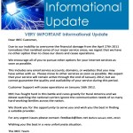IBEC Pulling Plug On BPL Internet Service In Nelson And Other Areas