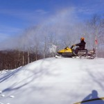 More Snow Going Down At Wintergreen : Opens This Weekend on 12.17.11