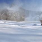 Full Speed Ahead - Snow Is Flying At Wintergreen Resort