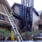 UPDATE: Fire Damages Laurelwood Condo Units At Wintergreen Resort