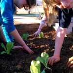Getting Ready For Spring At Rockfish River Elementary