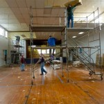 And The Ceiling Comes Down At RVCC!