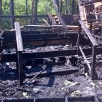 Apparent Lightning Strike Burns Down Stoney Creek Home